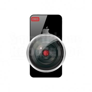 Réparation appareil photo camera arrière iPhone 5