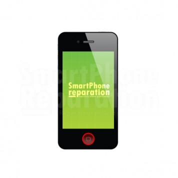 """Changement bouton """"Accueil"""" iPhone 5"""