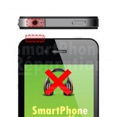 Réparation prise écouteur mini jack iPhone 5