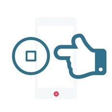 "Changement bouton ""Accueil"" Lumia 435 435 Dual Sim"