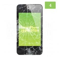 Réparation écran LCD + Vitre iphone 4