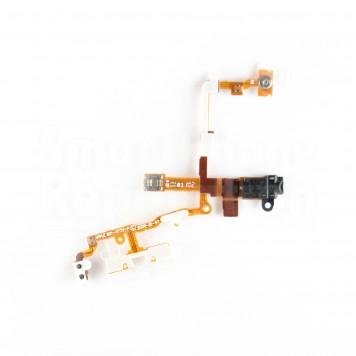 Nappe prise jack+vibreur+volume+on/off pour iPhone 3G / 3GS