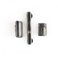 Lot boutons volume + vibreur + Power on/off pour iPhone 3G / 3GS