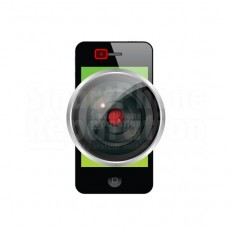 Réparation appareil photo avant iPhone 4G