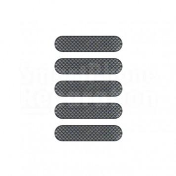 Grille anti-poussière haut parleur écouteur interne pour iPhone 4