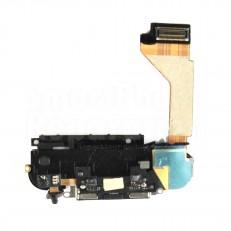 Nappe pour chargeur + microphone + haut parleur externe + antenne wifi (dock complet) pour iPhone 4