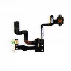 Nappe bouton Power on/off et détecteur de proximité pour iPhone 4S