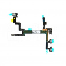 Nappe volume + vibreur + power on/off pour iPhone 5