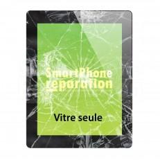 Réparation écran Vitre seule iPad
