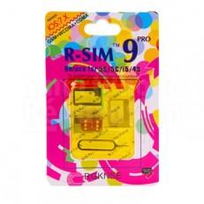 R-SIM 9 PRO débloquer iPhone 5 - 5S - 5C - 4S
