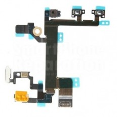 nappe bouton power volume vibreur iPhone 5S