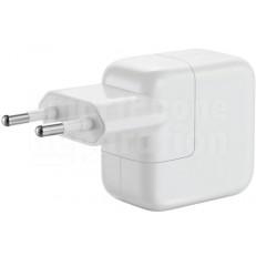 Chargeur avec prise USB pour iPhone 3G / 3GS / 4G/ 4S / 5 / 5C / 5S  (chargeur carré)