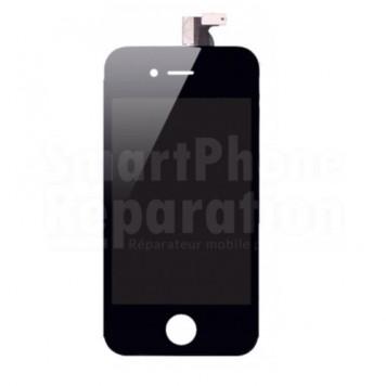 Écran complet vitre, LCD, tactile sur chassis pour iPhone 4