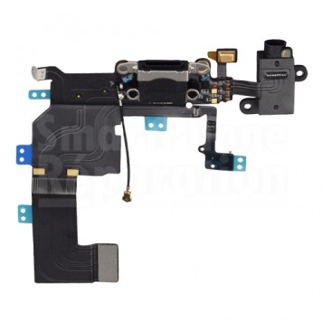 Dock nappe connecteur de charge + prise jack iPhone 5C