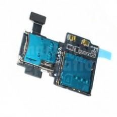 Nappe Lecteur Carte SIM Mémoire Micro SD Flex Pour Samsung Galaxy S4 I9500 I9505