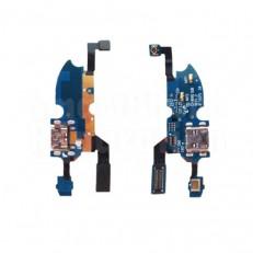 Nappe connecteur de charge S4 mini