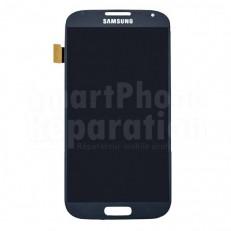 Écran complet LCD + Châssis + Tactile + Vitre pour Samsung Galaxy S4 MINI i9190