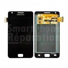 Écran complet LCD + Tactile pour Samsung Galaxy S2 i9100 9100