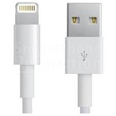 Cable USB pour iPhone 5 / 5C / 5S / iPod 5 / iPad 4,