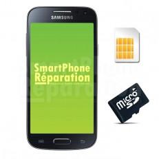 Réparation Lecteur carte SIM / Micro SD mémoire