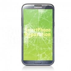 Réparation Vitre seule pour Galaxy Note 2